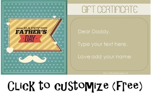 personalized gift for daddy