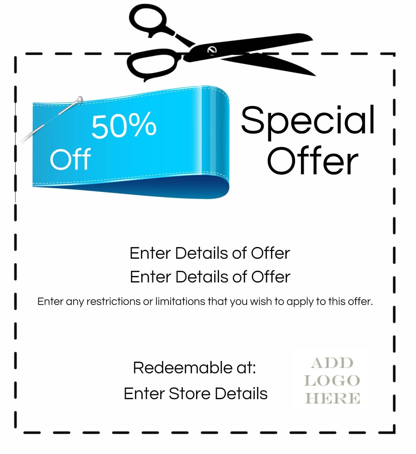Coupon Templates  Coupon Sample Template