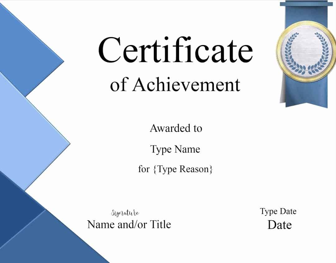 Certificate templates for Free online gift certificate maker template