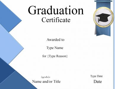 Graduation gift certificate template free 28 images graduation graduation gift certificate template free by graduation certificate template customize print yadclub Image collections