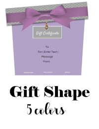 gift shaped