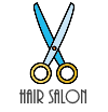 Hair salon gift certificate
